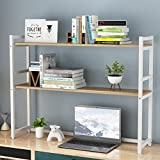 ZMSJ-YJ Bücherregal/Desktop-Kreatives Bücherregal/Kleines Bücherregal/Regal/Desktop-Speicher Bücherregal (Farbe : 2, Größe : 60 * 25 * 90cm)