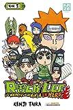 Rock Lee - Les péripeties d'un ninja en herbe Vol.3