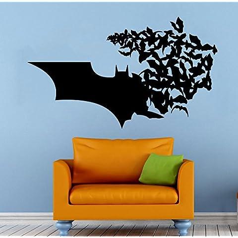 Logo de Batman Vinilo de la película dibujos animados adhesivo arte mural Home D ¨ ¦ cor