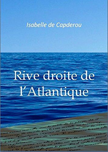 Couverture du livre Rive droite de l'Atlantique