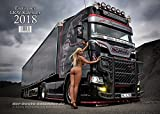 Erotischer Scania LKW Kalender 2018