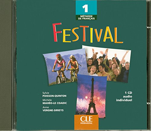 Festival 1 - CD audio individuel