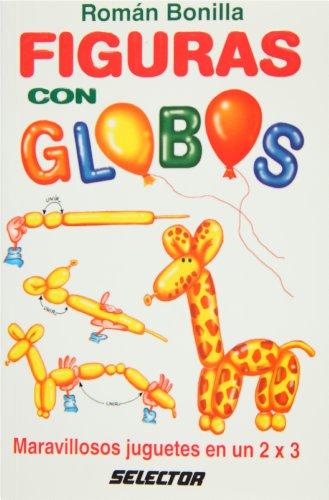 Figuras Con Globos / Balloon Figures (Manualidades) por Roman Bonilla