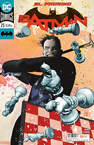 Batman núm. 80/ 25 (Batman (Nuevo Universo DC))