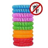 AcTopp Moskito Armband Anti-Mücken Repellent Inscet Gürtel für Outdoor und