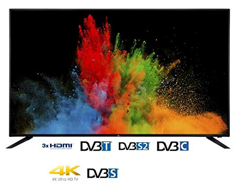 Jay-Tech Genesis UHD 6.5 165 cm (Fernseher,50 Hz )
