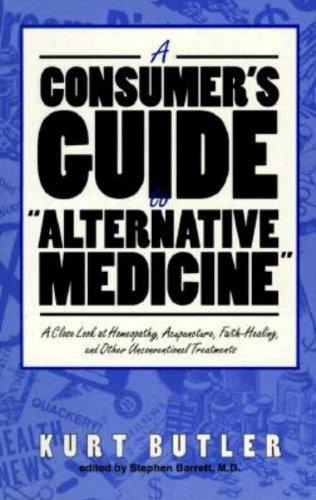 Consumer's Guide to Alternative Medicine