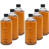 Essentials by Ipuro Black Refill - 1000m Nachfüllflasche (6er Pack) preisvergleich bei billige-tabletten.eu