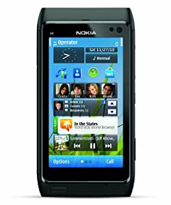 Nokia N8   |  Dark Grey