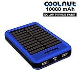COOLNUT-10000mAh-Solar-Power-Bank