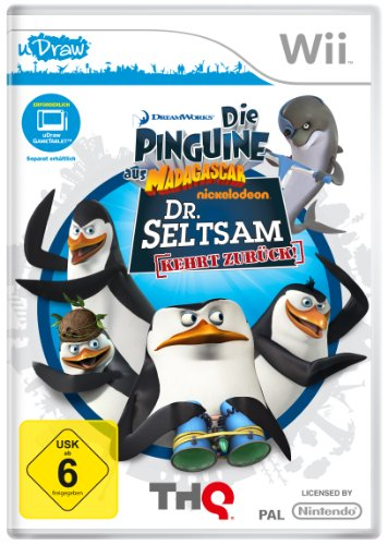 Die Pinguine aus Madagascar: Dr. Seltsam kehrt zurück gebraucht kaufen  Wird an jeden Ort in Deutschland