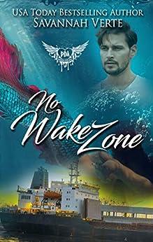 No Wake Zone: Paranormal Dating Agency (Making Waves Book 4) by [Verte, Savannah]