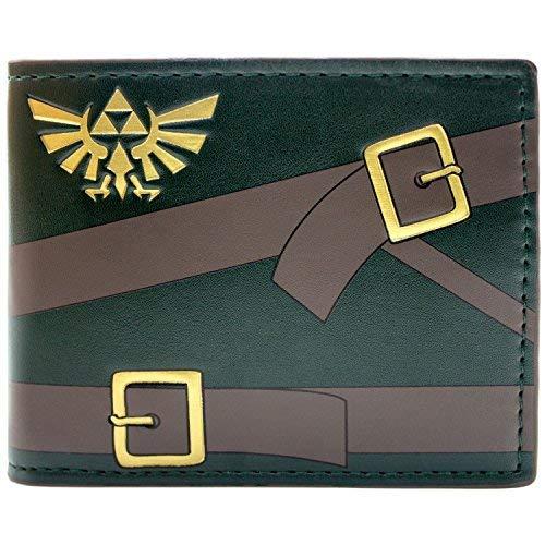 Zelda A Link to the Past passen Grün Portemonnaie Geldbörse