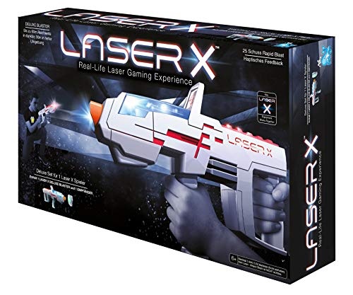 Beluga Spielwaren 79002 - Laser X Deluxe