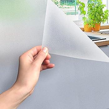 milchglasfolie 90 x 100 cm selbstklebend f r innen 2104 matt struktur siehe abbildung. Black Bedroom Furniture Sets. Home Design Ideas