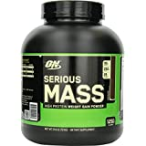 Optimum Nutrition Serious Mass Ganador, Chocolate - 2721g