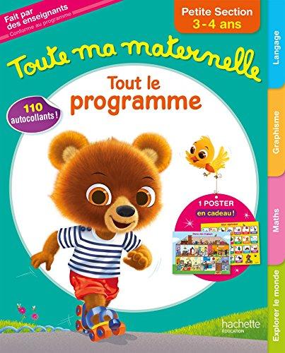 Toute Ma Maternelle- Tout le programme - Petite section par Guy Blandino