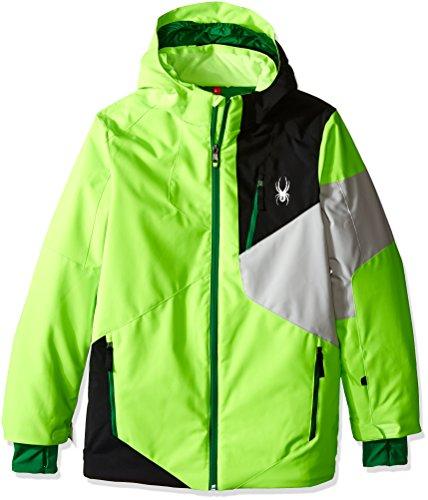 spyder-235014-winter-sports-outerwear-pants-jacket-universal-youth-male-xl-black-green-grey