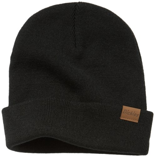 Dickies - Streetwear Cap Alaska, Paraorecchie Uomo, Nero (Black), Taglia unica (Taglia Produttore: One Size)