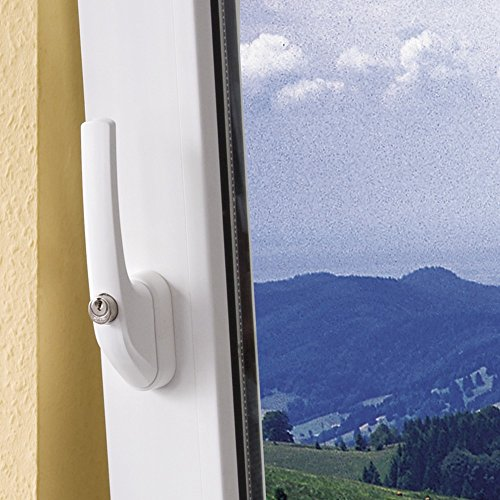 ABUS Fenstergriff abschließbar FG300, gleichschließend AL0125, weiß, 373794