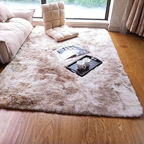 Loadfckcer Ultra Soft Indoor Moderne Teppiche Fluffy Wohnzimmer Teppiche Geeignet für Kinder Schlafzimmer Wohnkultur Kinderzimmer Teppiche,1,200 * 400cm (1200, Teppich)
