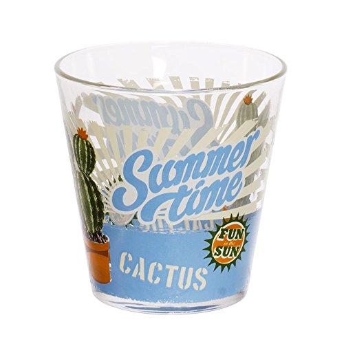 Cerve - Gobelet 25 cl cactus (lot de 6)
