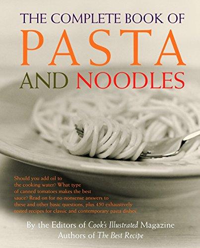 The Comp Book Pasta Noodles