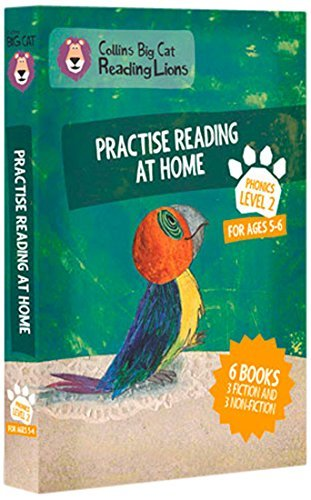 Level 2: Practice Reading (Collins Big Cat Reading Lions) by Collins UK (2015-05-27)