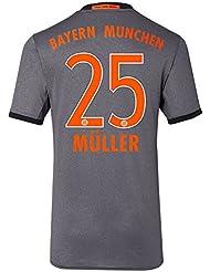 Adidas FC Bayern München Auswärts Trikot Kinder