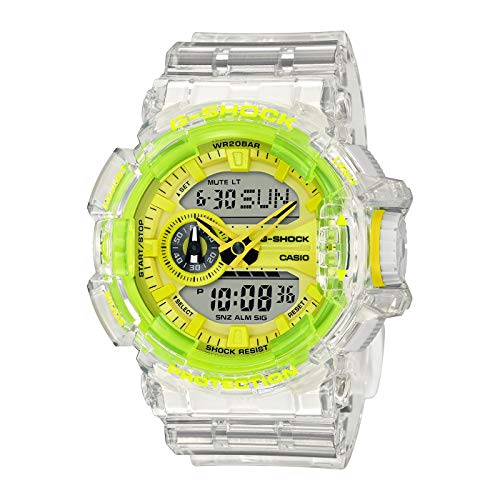 G-Shock Classic Uhr GA-400SK-1A9ER (Casio Uhren G-shock Frauen)