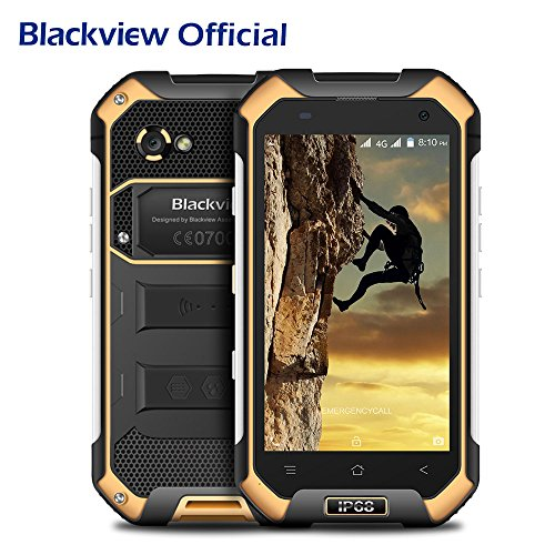 Blackview BV6000S 4.7' Androïd 7.0 IP68 Smartphone Robuste...