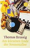 'Am kürzeren Ende der Sonnenallee' von Thomas Brussig