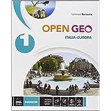 Open Geo. Regioni d'Italia-Atlante geo-storia-Cittadinanza. Con e-book. Con espansione online. Per la Scuola media: 1