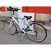 Bicicleta Bicicleta 28 Reina New Venezia Hombre Silver Gris.