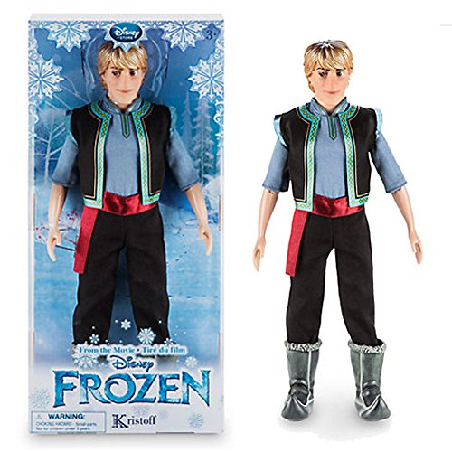 Official Disney Frozen 30cm Kristoff Classic Doll