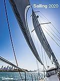 Sailing 2020 - Fotokalender - 48x64cm - Posterkalender mit Aufnahmen von Sportsegelschiffen