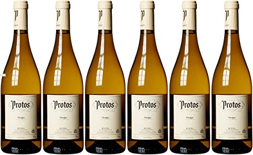 Protos Verdejo 2017-Vino Blanco Rueda-6 Botellas-0,75l