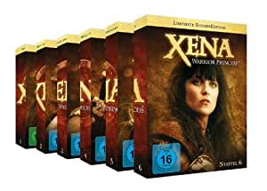 Xena Package 1 - 6 ***Limitierte SonderEdition*** [37 DVDs]