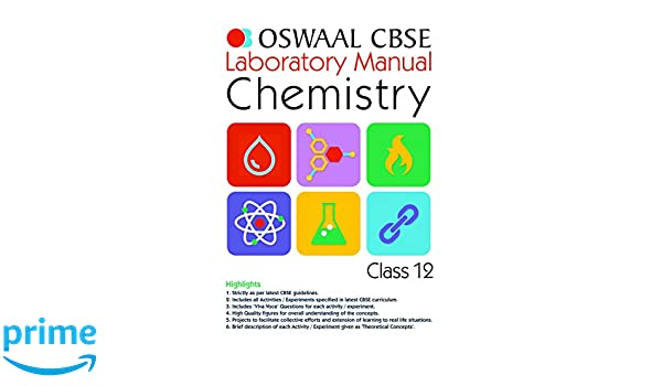 Oswaal cbse laboratory manual for class 12 chemistry amazon oswaal cbse laboratory manual for class 12 chemistry amazon panel of experts books fandeluxe Images