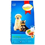 #7: SMART HEART PUPPY CHICKEN, EGG AND MILK FLAVOR 3KG BAG (EXTRA 300GM FREE)