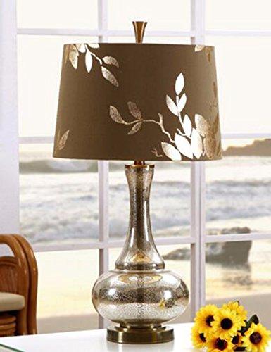 Cjshv-American Land Dekor Lampenkreative Stilvolle LampenEuro Schlafzimmer Im Bett Lampenmodernes Wohnzimmer Einrichtung Lampen - Land-dekor-betten