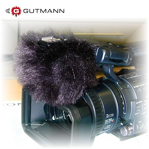 gutmann-microphone-windshield-windscreen-for-sony-hxr-nx5-nx5e-avchd-camcorder