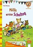 Millis erster Schultag: Der Bücherbär: Mein Abc-Lesestart