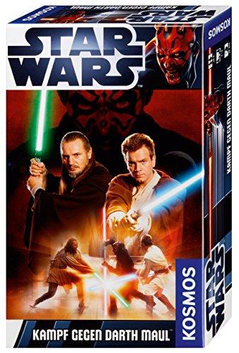 KOSMOS - Juego de Tablero Darth Maul Star Wars, 2 a 4 Jugadores (versión en alemán)