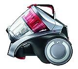 Dirt Devil - DD5550-3 - Infinity Rebel 52 HF Aspirateur sans Sac Multi-Cyclonique - Gris