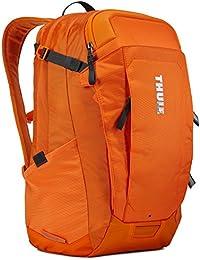 """Thule TETD215VBO - Mochila para Apple MacBook de 15"""" y portátil de 14"""", color naranja fuerte"""
