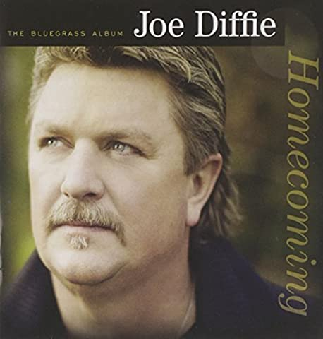 Homecoming: The Bluegrass Album by Joe Diffie (2010-10-25)