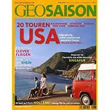 GEO Saison / USA: 20 Touren