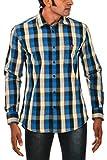 Indipulse Men's Casual Shirt (IF1160309B...