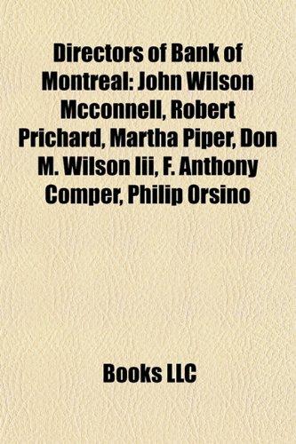 directors-of-bank-of-montreal